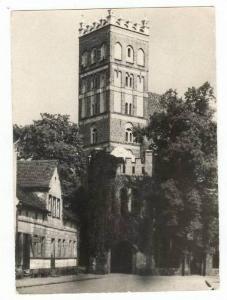 RP: SRODA - Kolegiata, Poland, 40-50s