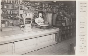 RP: VIRGINIA CITY , Montana , 1930-40s ; Grocer / General Store
