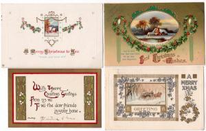 4 - Christmas Card