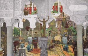 Florida St Augustine Court Of Lions Villa Zorayda