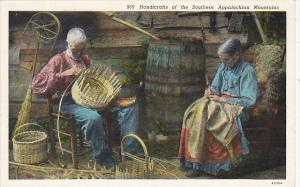 Handicrafts Of The Southern Appalachian Mountains