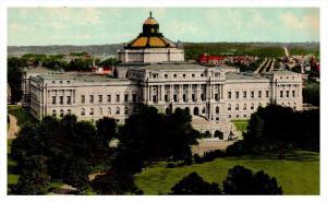 Washington D.C.  Library of Congress