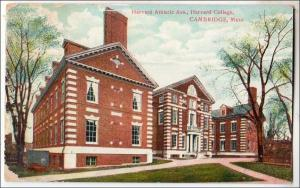 Harvard Athletic Assn. Harvard College, Cambridge MA
