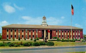 NC - Camp Lejeune. Marine Corps Base Headquarters