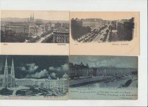 VIENNA VIENNE WIEN AUSTRIA AUTRICHE 176 CPA (mostly pre-1920)