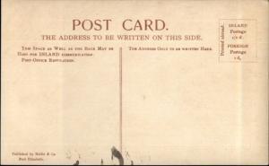 Native Nude Women Africa Publ in Port Elizabeth c1910 Postcard ETHNOGRAPHY