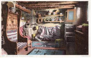 A Room in Hopi House, Grand Canyon of Arizona