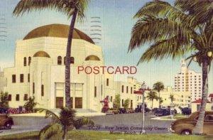 1951 NEW JEWISH COMMUNITY CENTER, MIAMI BEACH, FLA.