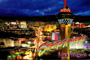 Nevada Las Vegas Stratosphere Hotel Casino & Tower