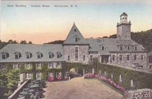 New York Oseawana Main Building Valeria Home Albertype