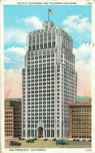 USA Pacific Telephone And Telegraph Building San Francisco California 04.32
