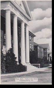 Pennsylvania Chambersburg Penn Hall-School For Girls Dexter Press Archives
