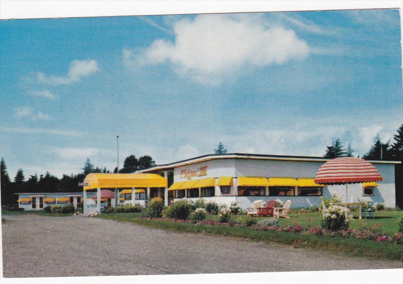 El Belgrano Lodge, Route No. 1, SAINT JOHN, New Brunswick, Canada, 40-60's