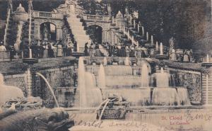La Cascade, St. Cloud (Hauts de Seine), France, PU-1904