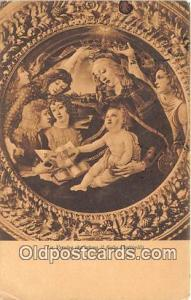 Religion Postcard  La Vergine Che Adora il Figlio