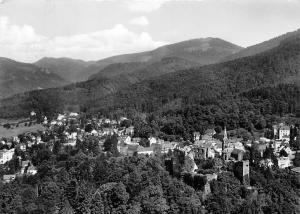 Thermalkurort Badenweiler Schwarzwald General view
