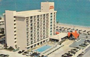 FT. LAUDERDALE, Florida , 1972; Howard Johnson's, Swimming Pool & Oceanview