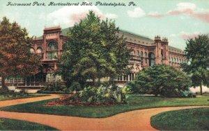 USA Fairmount Park Horticultural Hall Philadelphia 03.82