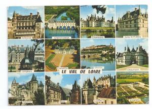 Castles Loire Valley Chateaux Val de Loire France 1972 4X6