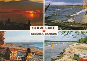 Canada Multi View Slave Lake Alberta