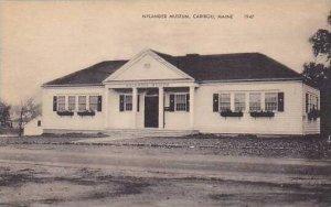 Maine Caribou Nylander Museum 1944