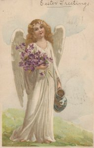 EASTER ;  Angel , 1907