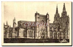 Old Postcard Chalons sur Marne Surroundings of Our Lady of Lepine