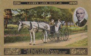 Eugene Field No 11 Lover's Lane Saint Jo