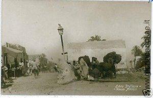02307   CARTOLINA d'Epoca:  LIBIA : VERSO AMRUS