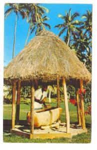 Fijian Lali, Fiji , 40-60s