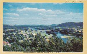 New York Endicott Susquehanna River Valley Dexter Press 1954