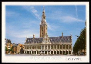 Leuven - University library