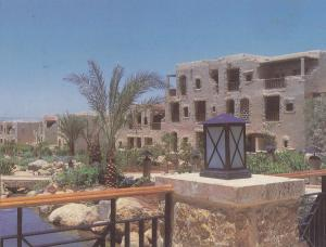 Postal 62000 : Dead Sea - Jordan. Resort s unique architecture reflects history