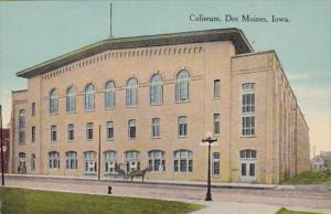 Iowa Des Moines The Coliseum