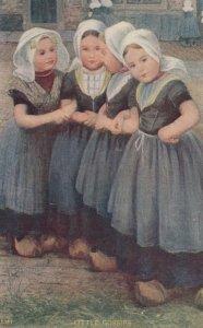 4 Dutch Girls , 1911