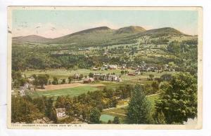 Jackson Village from Iron, Mt., New Hampshire, PU-1912