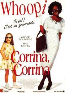 Whoopi Goldberg, Corrina Corrina Movie Poster Postcard