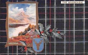 Loch Maree The Mackenzie Scotland, UK Unused