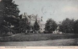 Illinois Bloomington Brokaw Hospital