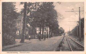 Veurscheweg Voorschoten Holland 1927