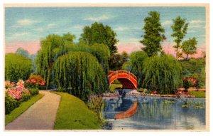 Pennsylvania   Harrisburg ,rch Bridge , Italian Gardens