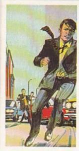 Brook Bond Tea Vintage Trade Card Police File 1977 No 20 The Sweeney