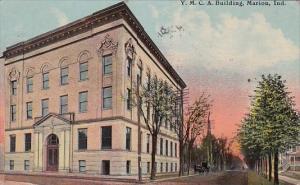 Indiana Marion Y M C A Building 1912