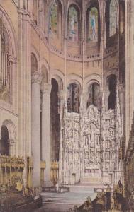 The Cathrdral Of Saint John The Divine New York City New York  Albertype Hand...