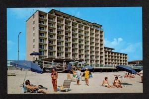 MD Quality Inn Boardwalk Hotel OCEAN CITY MARYLAND PC