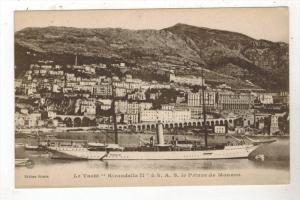 8096  Yacht Hirondelle II owned by Prince Albert I of Monaco