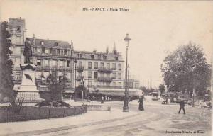 Nancy , France , 00-10s : Place Thiers
