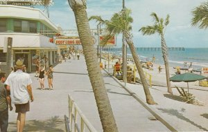 MYRTLE BEACH , South Carolina , 1950-60s ; Boardwalk