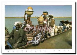 Modern Postcard Best Vaux Mali