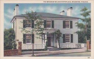 Virginia Staunton Nurses Barracks Woodrow Wilson General Hospital U S 250